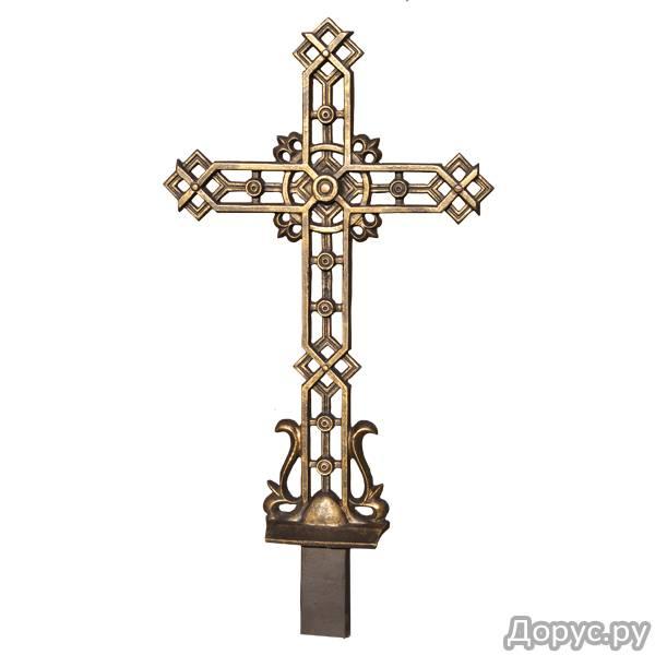 Производство и продажа литых чугунных крестов - Ритуальные услуги - Мастерская Кузнец занимается про..., фото 4