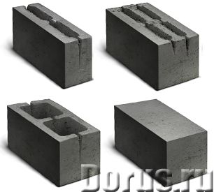 Пескоцементные блоки - Материалы для строительства - Стеновые пескоцементные блоки. Производство, пр..., фото 1